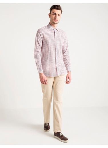 Orian Gömlek Renkli